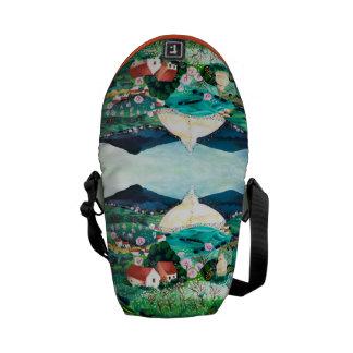 Katmandu Valley Courier Bag