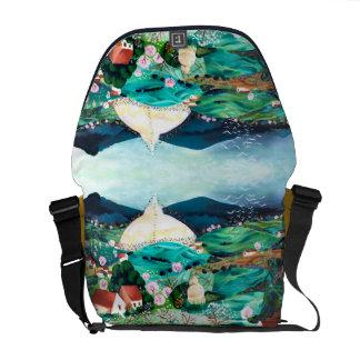 Katmandu Valley Messenger Bags