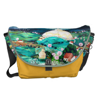 Katmandu Valley Messenger Bag