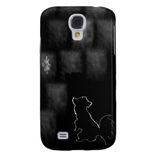 Kato by the Wall Galaxy S4 Case