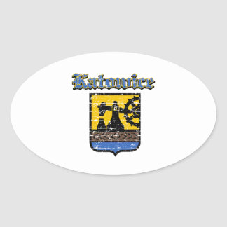 Katowice City Designs Sticker
