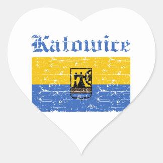 Katowice City designs Stickers