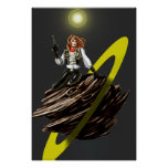 Katrena Starfarer Posters
