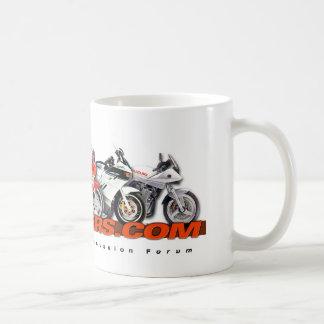 Katriders.com Red Logo Shirts Coffee Mug