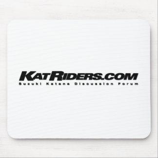 Katriders Logo Mouse Mat