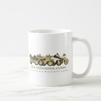 Katriders Sepia Gear Coffee Mugs