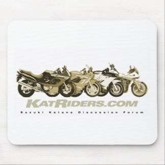 Katriders Sepia Gear Mouse Pad