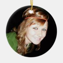 katrina, Ornament with custom graphic design