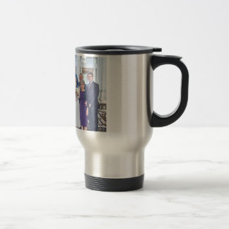 Katrina & Greg's Wedding Travel Mug
