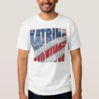 Katrina Survivor T-shirt