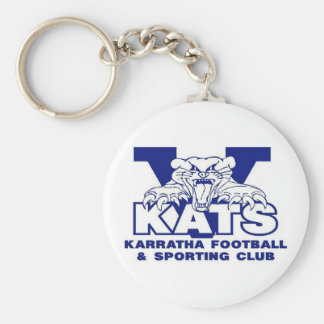 Kats Keyring