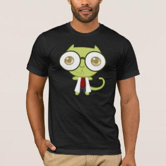 Kats With Glassez : Professor Oops Shirt
