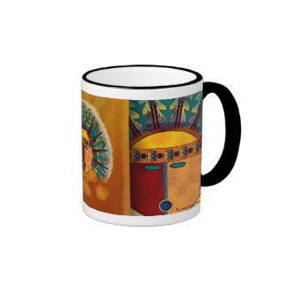 Katsina Spirits Ringer Coffee Mug