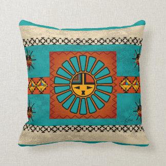 Katsina Sunface Pillow