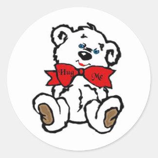 katsplayhousephotography Hug Me Bear Stickers