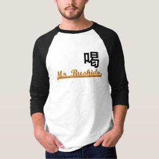 Katsu Mr. Bushido T-Shirt