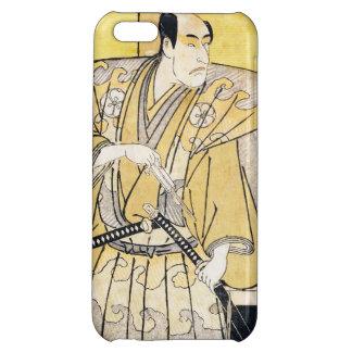 Katsukawa Shunsho Actor as Samurai Katana art iPhone 5C Cover