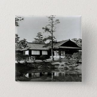 Katsura Imperial Villa, Kyoto Pinback Button