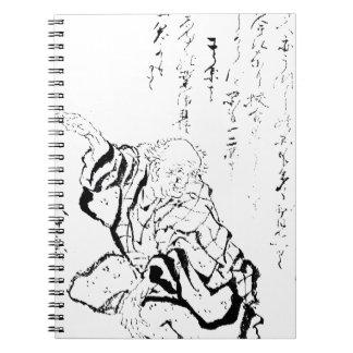 Katsushika Hokusai Cuadernos