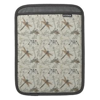Katsushika Hokusai's Insects iPad Sleeve