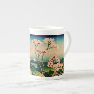 Katsushika Hokusai Tea Cup