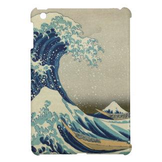 Katsushika Hokusai: The Great Wave at Kanagawa iPad Mini Case