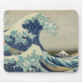 Katsushika Hokusai: The Great Wave at Kanagawa Mouse Pad