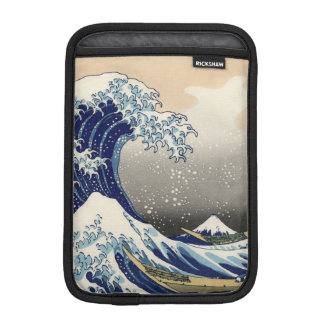 KATSUSHIKA HOKUSAI - The great wave off Kanagawa Sleeve For iPad Mini