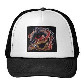 Katsushika north 斎, eight one glare Houou figures Trucker Hat