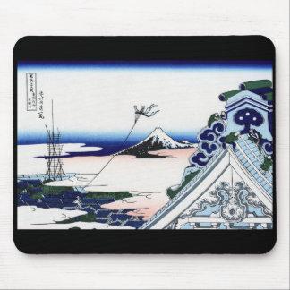Katsushika north 斎 'wealth 嶽 36 scene east capital mouse pad