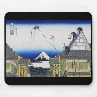 Katsushika north 斎 'wealth 嶽 36 scene river mouse pad