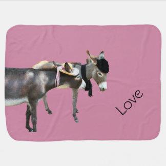 Katy & Stuart Baby Blanket