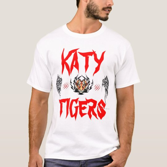 Katy Tigers Shirt 1