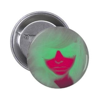 Katy Warhol Pinback Button