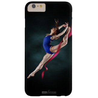 Katya's Ballerina Jump Pin Up Phone Case