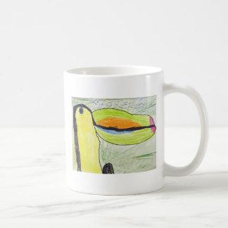 Katya Tchernyohev Classic White Coffee Mug