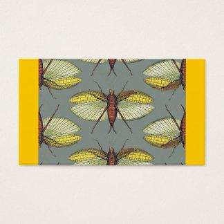 Katydid Business Card