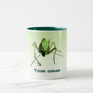 Katydid Earth Day Mugs