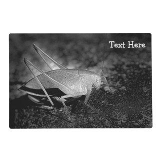 Katydid Grasshopper Animal Placemat