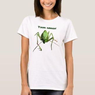 Katydid Think Green T-Shirt
