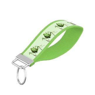 Katydid Wrist Keychains