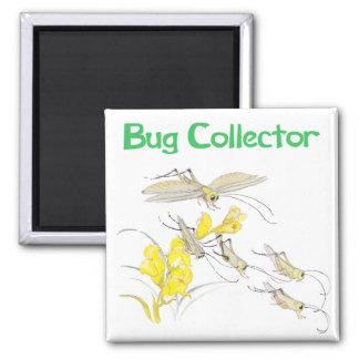 Katydids Bug Collector Magnet