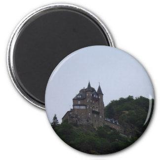 Katz Castle 2 Inch Round Magnet