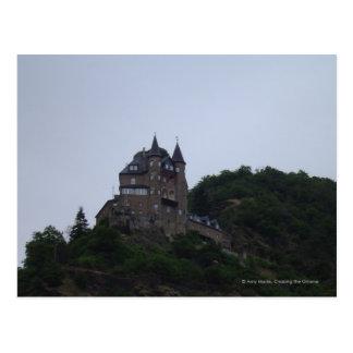 Katz Castle Postcard