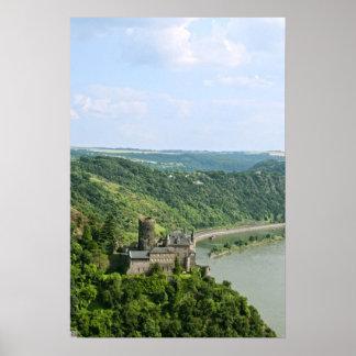 Katz Castle Poster