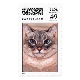 Katz Postage Stamp