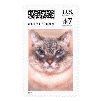 Katz Timbre Postal