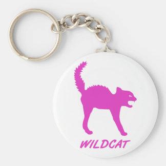 katze kätzchen wildkatze gato salvaje mieze cat wi llavero redondo tipo pin