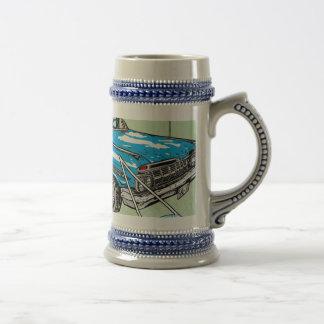 Katzensteinkrug vom Kaminotal Mugs