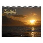Kauai 2012 calendar